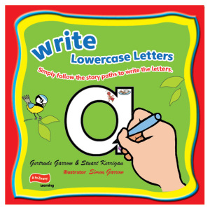 Write Lowercase Letters