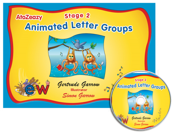 Animated Letter Group